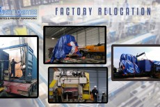 Project Cargo, Factory Re-Location, Oversize & Heavylift
