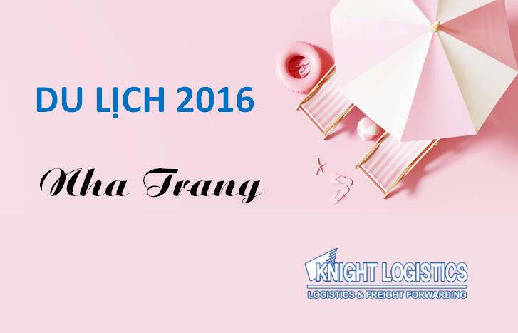 DU LỊCH RELAX TEAM BUILDING KLC – NHA TRANG 2016